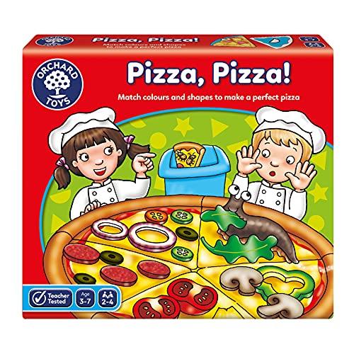 Pizza! Pizza! Board Game