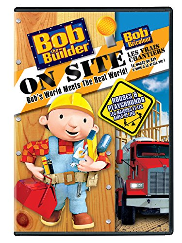 Bob The Builder - House and Playgrounds