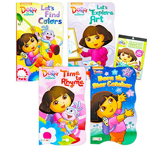 Nickelodeon Dora the Explorer Board Books