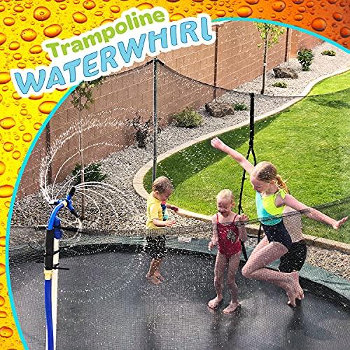 ThrillZoo Trampoline Sprinkler