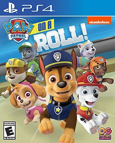 Paw Patrol On A Roll – PlayStation 4