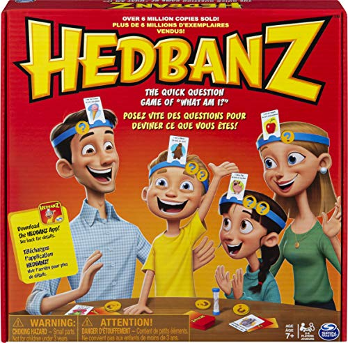 Hedbanz Picture Guessing Board Game