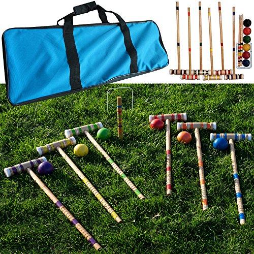 Hey! Play! Croquet Set
