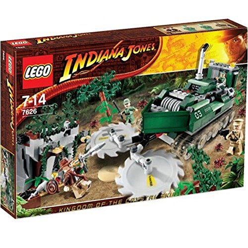 LEGO® Indiana Jones Jungle Cutter