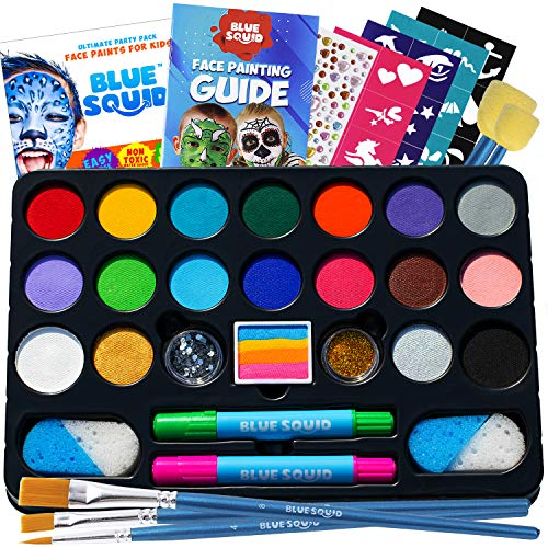 Face Paint Kit for Kids