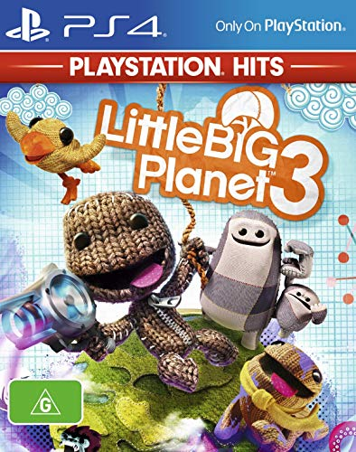 Little Big Planet 3 – PlayStation 4