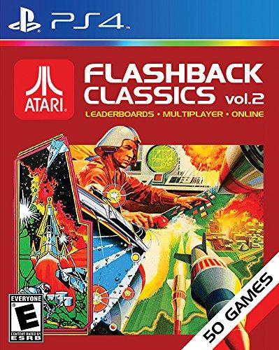 Atari Flashback Classics Vol. 2 – PlayStation 4