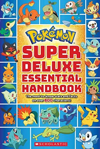 Super Deluxe Essential Handbook (Pokémon)
