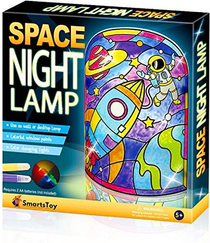 DIY Space Lamp Kit for Kids
