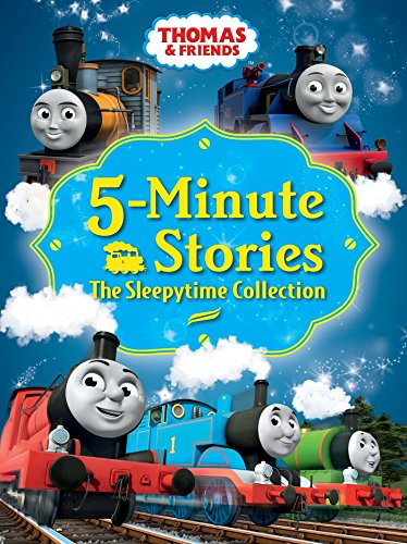 Thomas & Friends 5-Minute Stories: The Sleepytime Collection