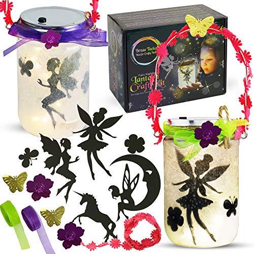 Fairy Night Light Lantern Craft Kit