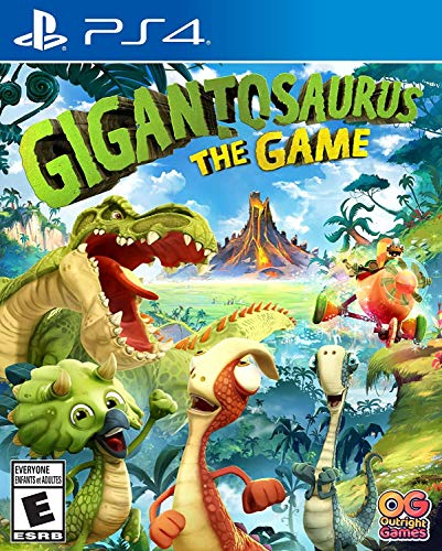 Gigantosaurus The Game for PlayStation 4