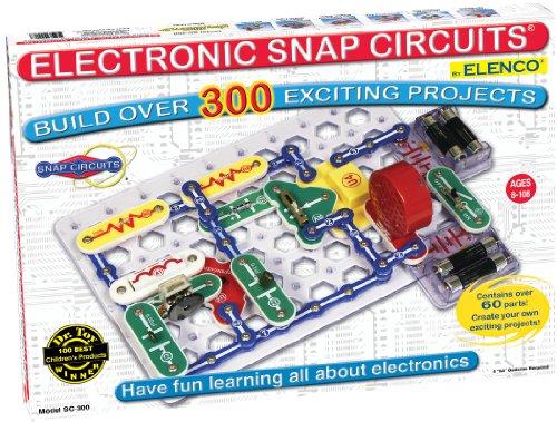 Snap Circuits Classic SC-300 Electronics Exploration Kit