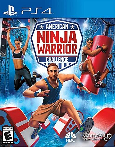 American Ninja Warrior – PlayStation 4