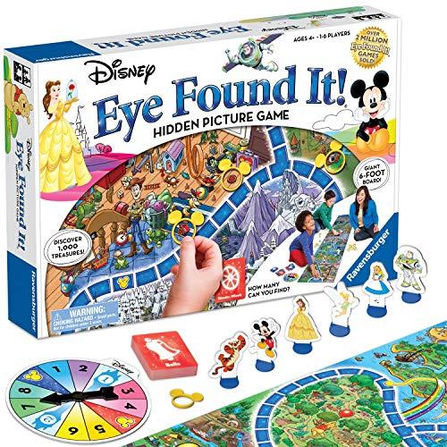 World of Disney Eye Found It Board Game (Best Quality Option)