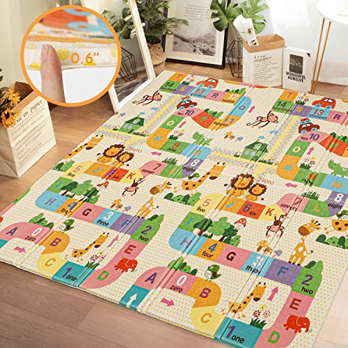 Kidsclub Foldable Baby Floor Mat