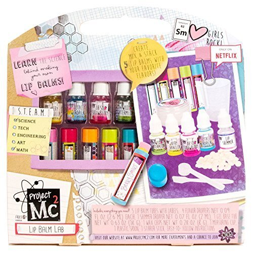Project Mc2 Create Your Own Lip Balm