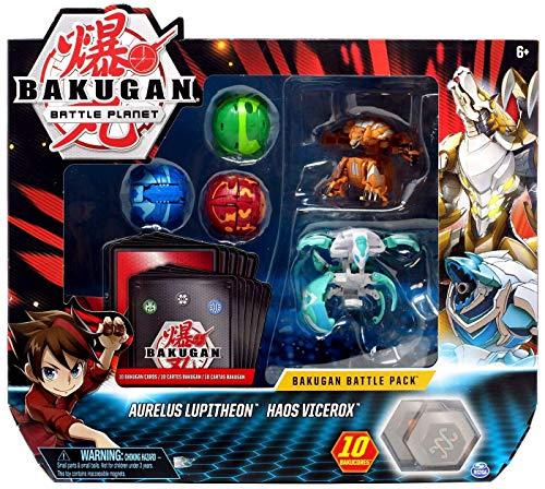 Bakugan Battle Pack 5 Pack
