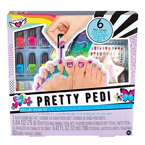 Fashion Angels Pretty Pedi Pedicure Set