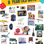 30 Gifts for 8 Year Old Boys