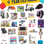 30 Gifts for 9 Year Old Girls