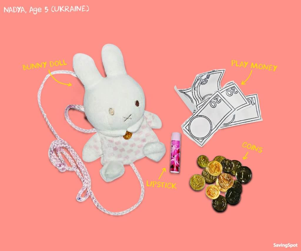 6 year old girl pocket toys