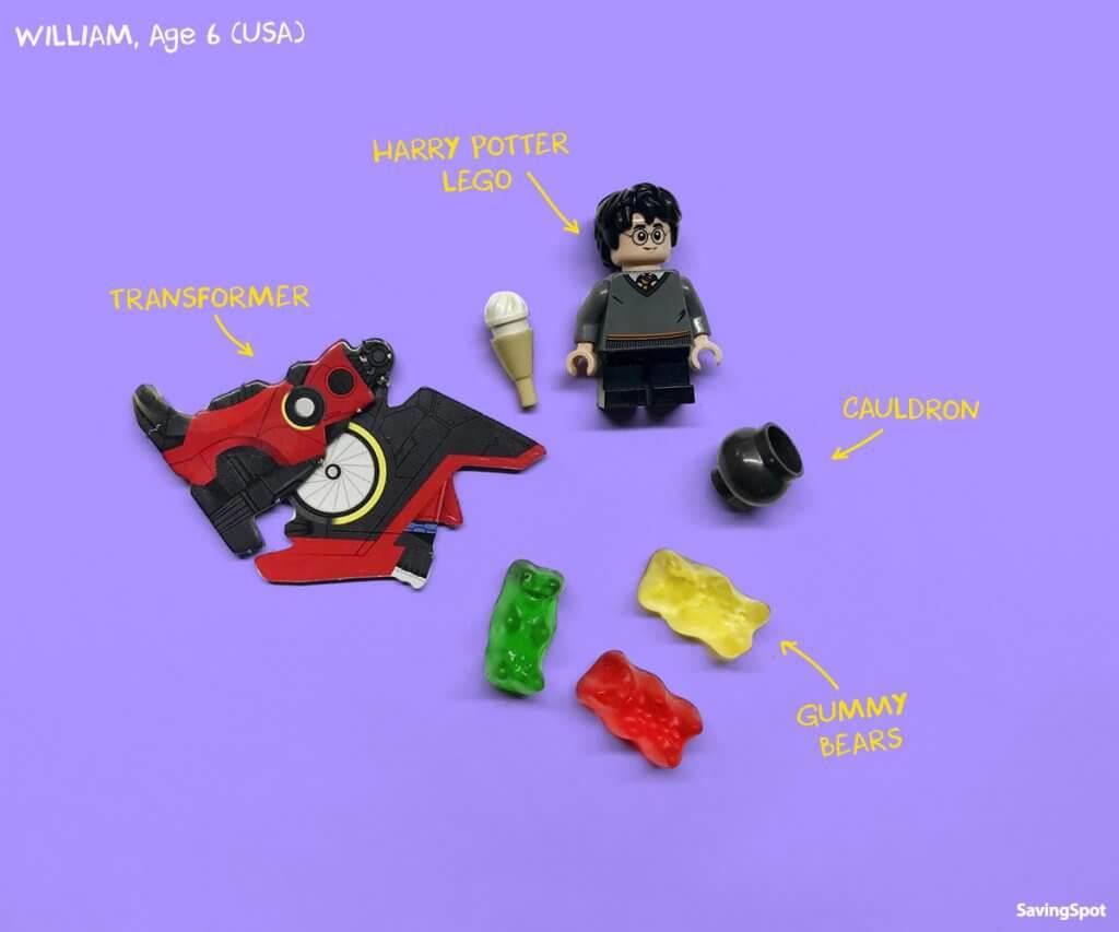6 year old boy pocket toys