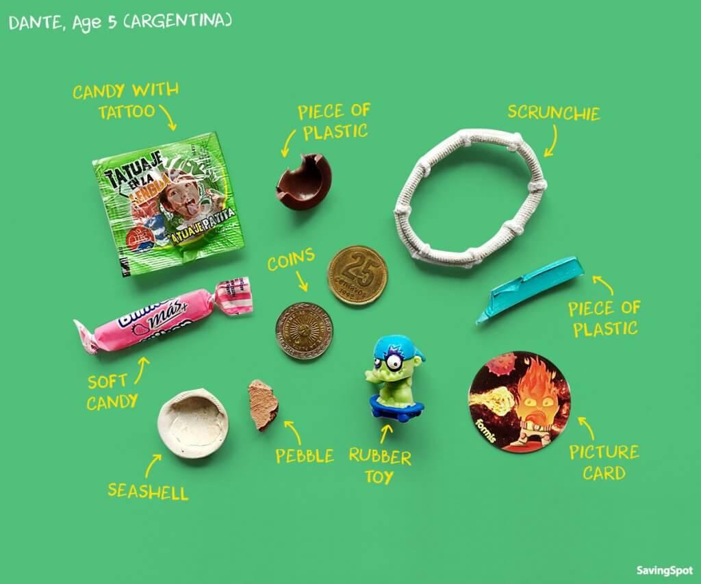 4-year-old boy pocket toys