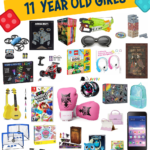 30 Gifts for 11 Year Old Girls