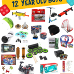 27 Gifts for 12 Year Old Boys