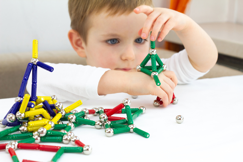 Header Magnetic Toys for Kids