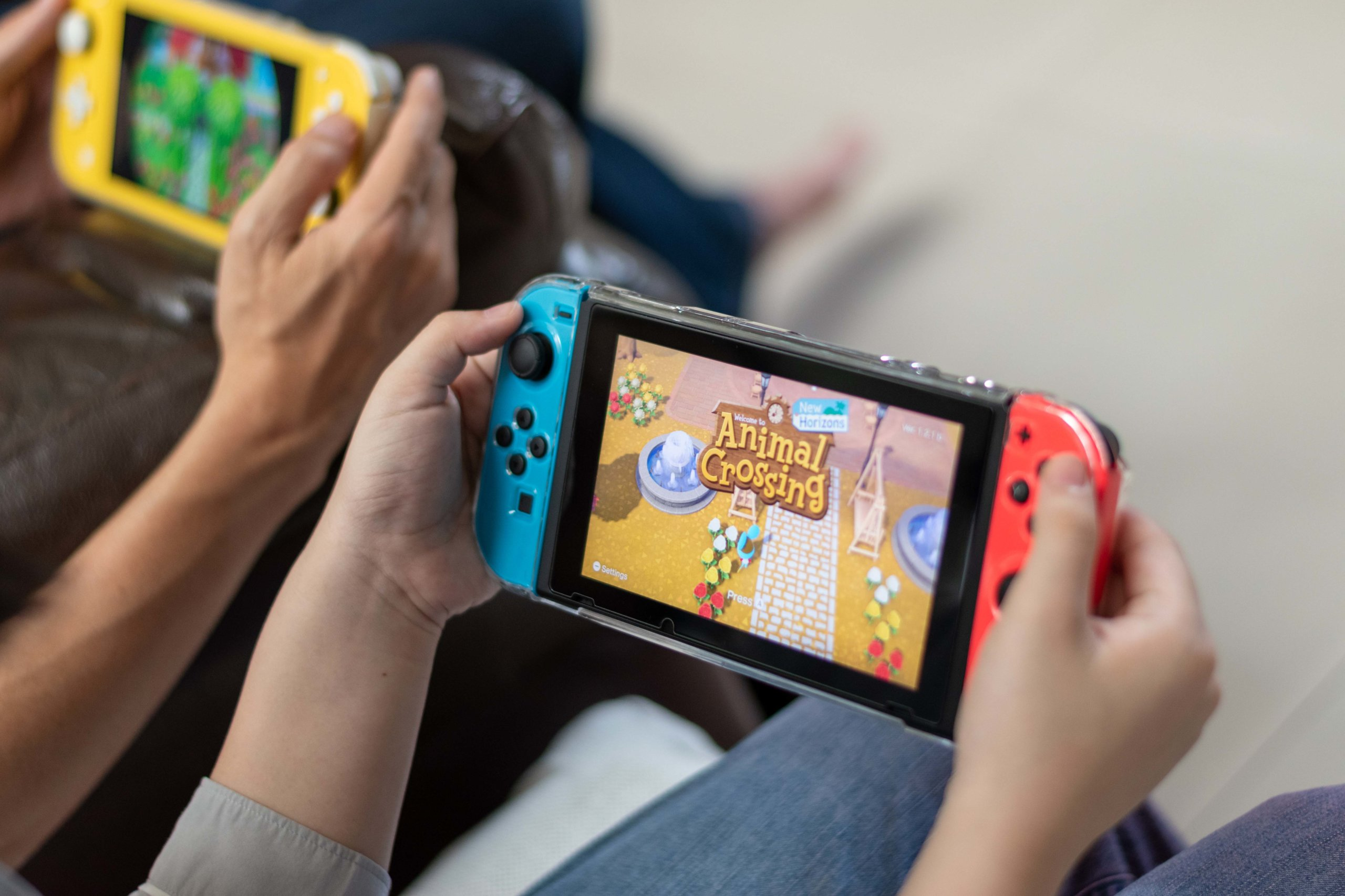 Best Switch Games for Kids