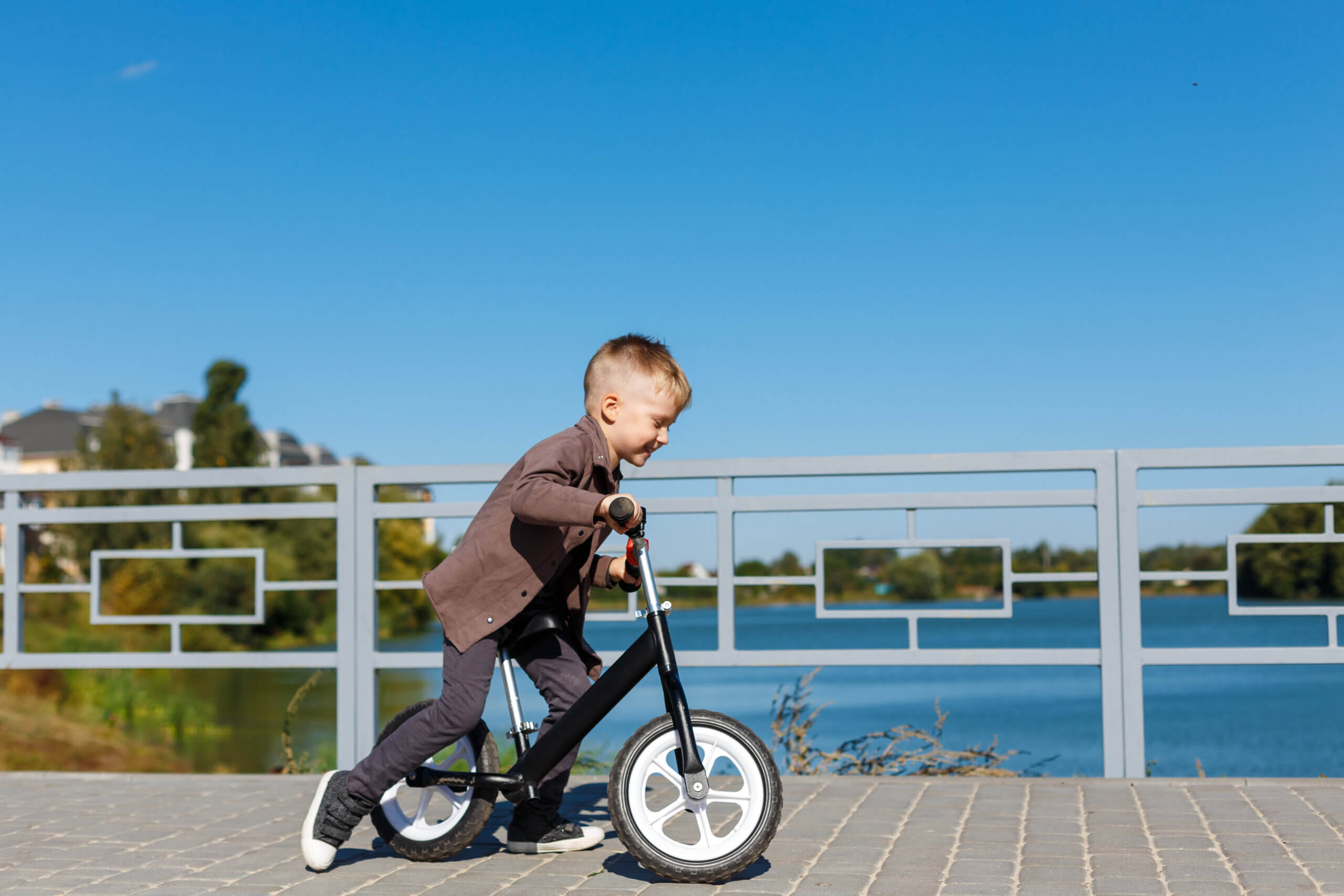 Best Balance Bikes for 4 Year Olds