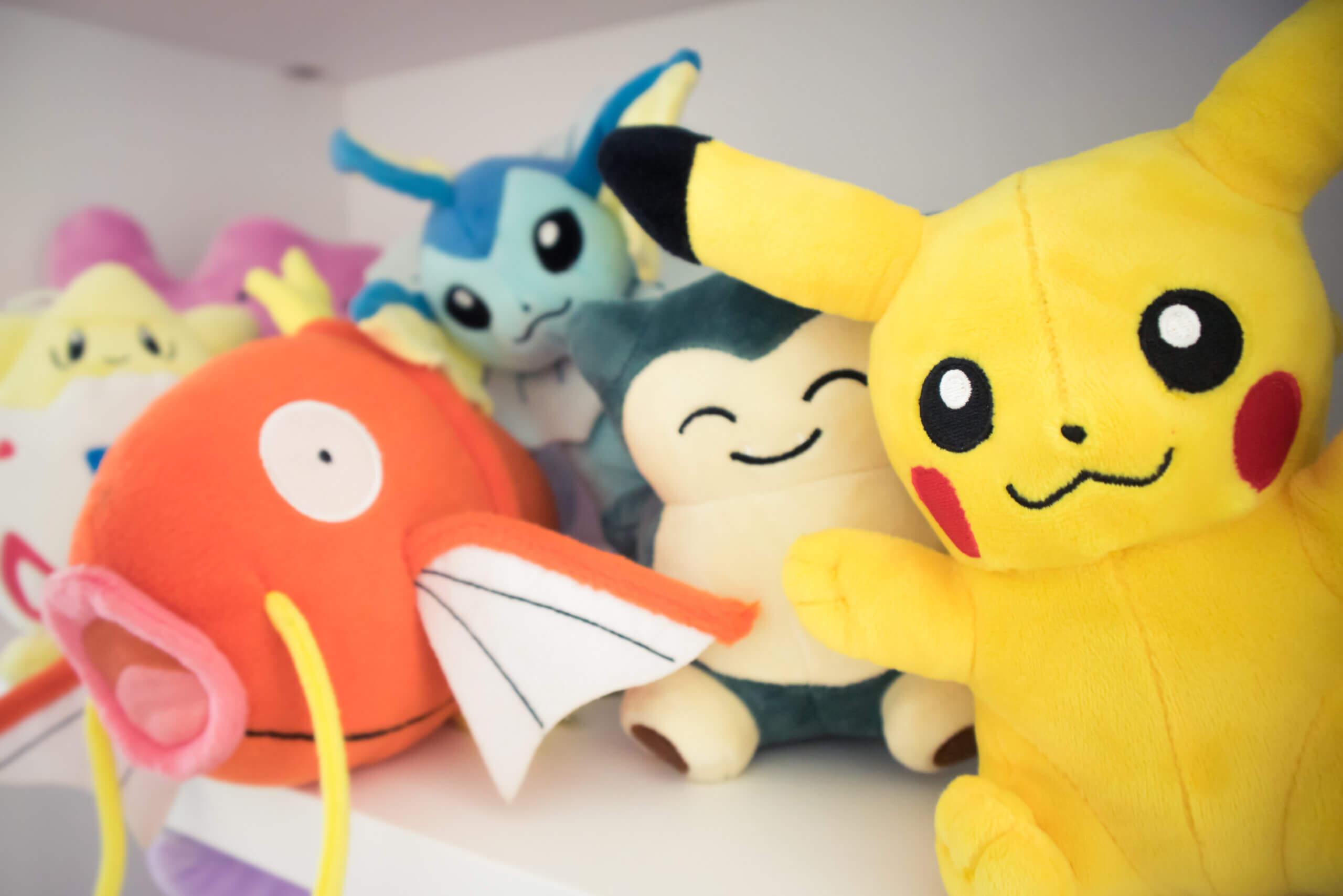 Best Pokemon Plush Toys