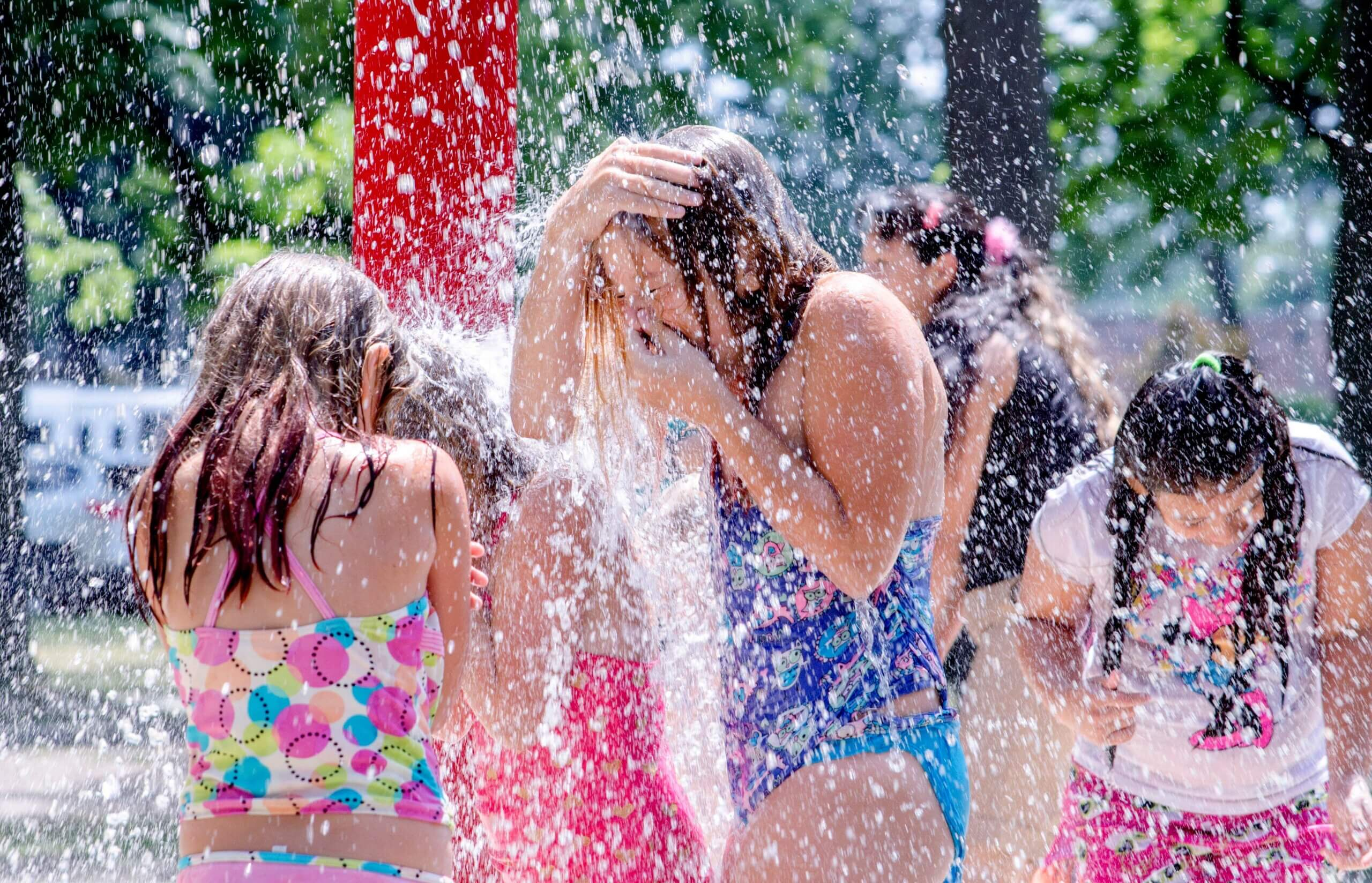 Best Kids Splash Pads